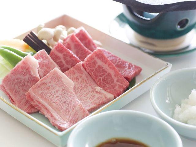 [美味しいお肉と地酒が付いた満足プラン【比婆牛】と【どぶろく】のマリア~ジュ] 比婆牛のメガ盛り200g