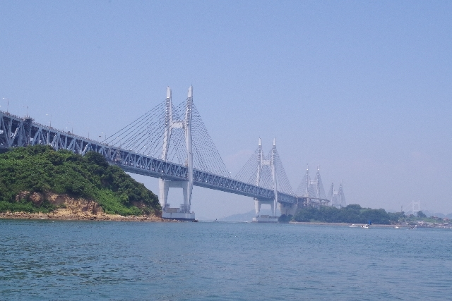[~cross the bridge~橋をわたり五色台へ  瀬戸大橋30周年記念プラン] 瀬戸大橋は今年で30周年