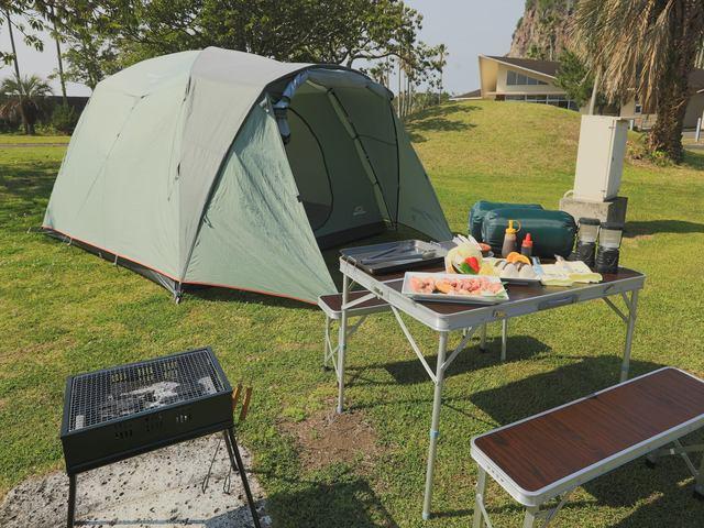 [≪1日限定3サイト≫食材は自由にお持ち込み♪手ぶらでキャンプ (食材なし)] 手ぶらキャンプ(食材は付きません)